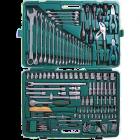 JONNESWAY S04H524128S Набор инструмента 128 предметов