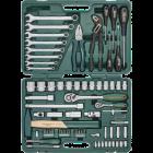 JONNESWAY S04H52477S Набор инструмента 77 предметов