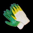 Перчатки с латексным обливом, 2-ой облив