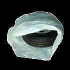 Пакеты для колес 1000х1000мм. Рулон 200шт.