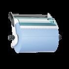 Диспенсер для протирочной бумаги настенный