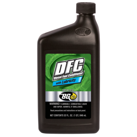 BG DFC Plus® HP with Lubricity