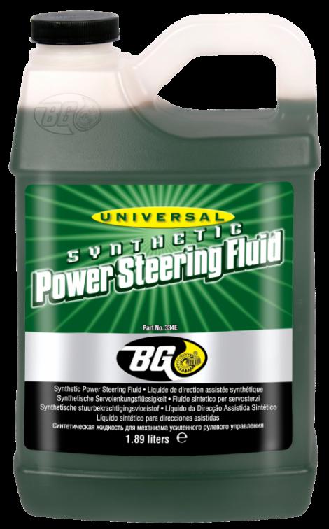 BG Universal Synthetic Power Steering Fluid