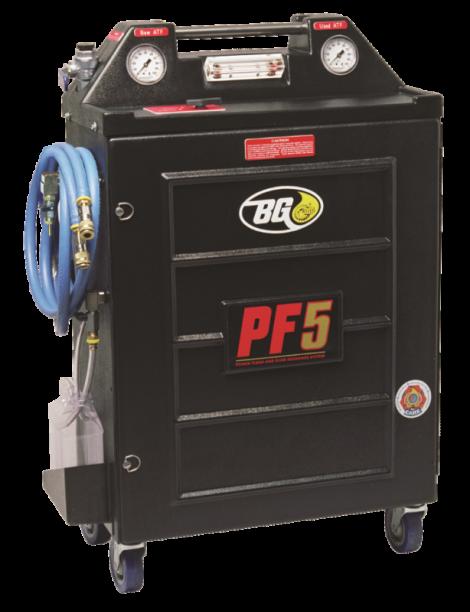 BG PF5 Power Flush and Fluid Exchange