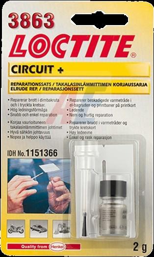 Loctite 3863 (Circuit +)