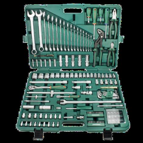 Jonnesway S04H524142S Набор инструмента 142 предмета