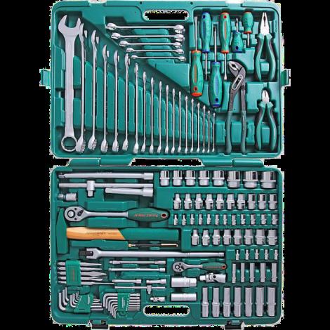 JONNESWAY S04H524127S Набор инструмента 127 предметов