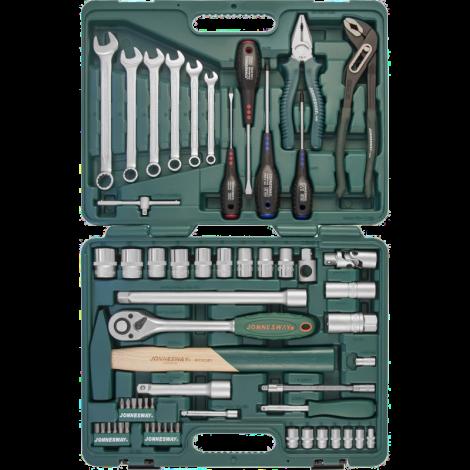 JONNESWAY S04H52460S Набор инструмента 60 предметов