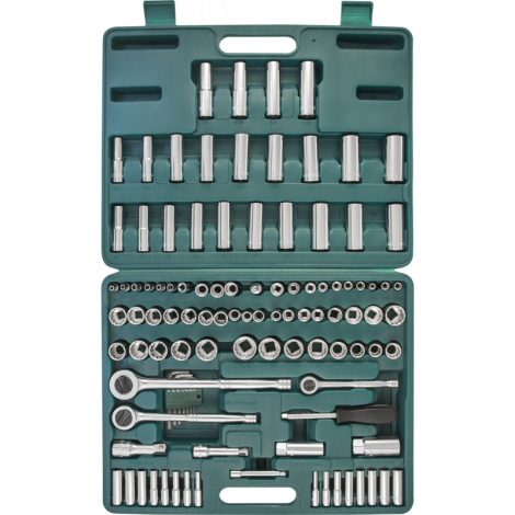 JONNESWAY S04H48107S Набор инструмента 107 предметов