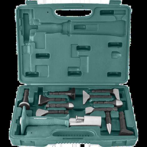JONNESWAY AG010141 Многофункциональный ударный инструмент со сменными частями