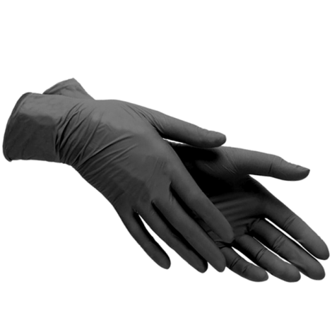 Перчатки Нитриловые уп.100 шт. L