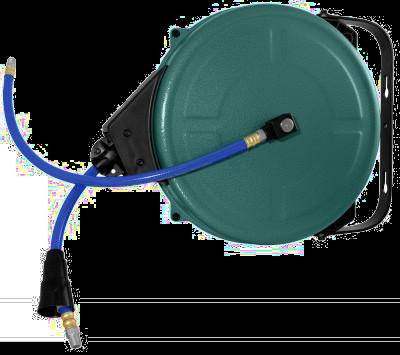 JAZ-0001A Шланг пневматический на автокатушке 9.5х13.5 мм, 12 м
