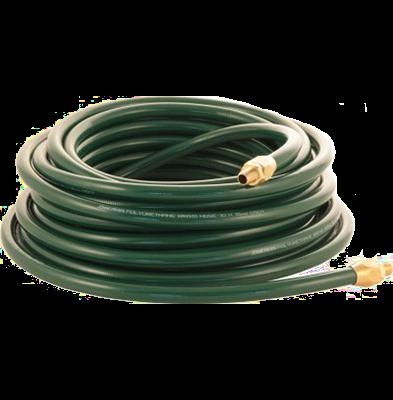 JAZ-7220BF Шланг полиуретановый для пневматического инструмента с штуцерами 1/4