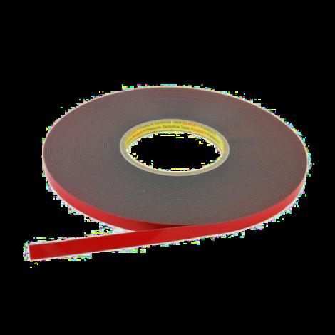 Пеноакриловая двусторонняя клеящая лента 3М размер 12мм x 20м