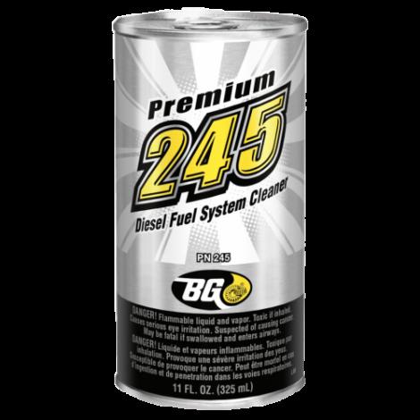 BG Premium diesel fuel sistem cleaner