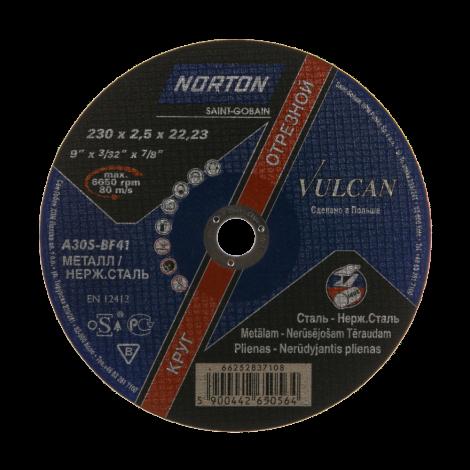 Круг отрезной 180х1.6 Norton