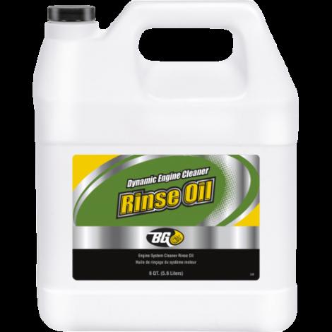BG Dynamic Engine Cleaner Rinse Oil